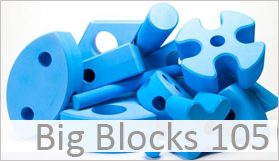 Imagination Playground - Big Blocks Set