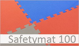 Safetymat Big Puzzle 100 Pro - Mata Piankowa